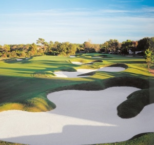 7th hole Grande Pines Golf Club-Orlando-FL