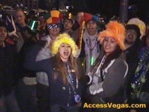 Party in Las Vegas