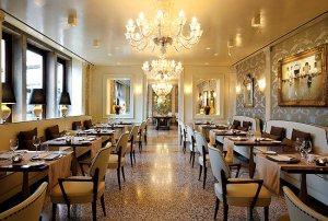 Dining Room Londra Palace Hotel Venice