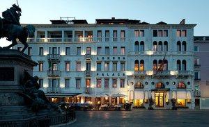 Londra Palace Hotel Venice Italy -Exterior