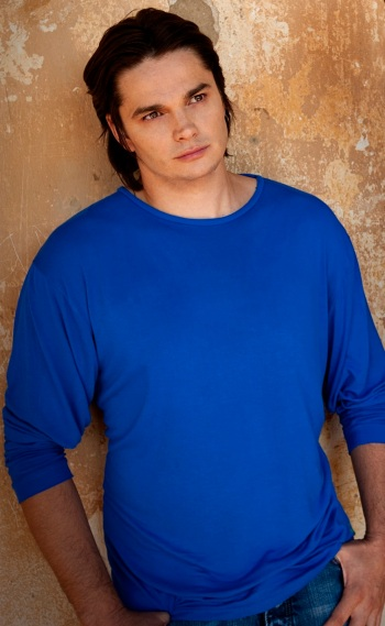 6109 Royal Blue Long sleeve T-shirt from Casualmere® bamboo clothing