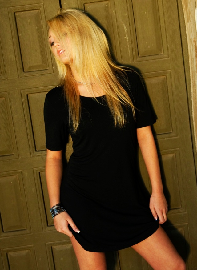 Casualmere Little Black Dress