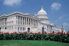 U.S. Capitol Building - home of the Senate and House of Representitives