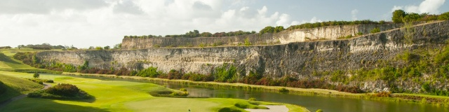 Sandy Lane golf resort Barbados